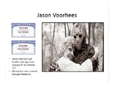 TAXES: Jason Voorhees Tax Return