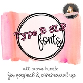 TB Fonts Personal & Commercial Use, Growing Bundle #crazyb