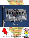 HISTORY   Illinois Counties BINGO game