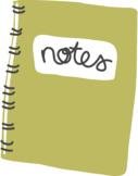 TBEAR Paragraph Writing Notes