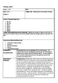 TC 4th Grade Unit 2 reading lesson plans Nonfiction unit