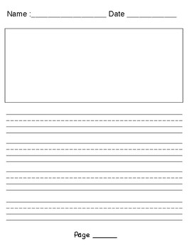 TC All About/Information/Expository Differentiated Writing Bundle/Anchor Charts