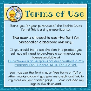 TC Blocks font - Personal Use