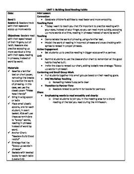 TC Grade 1 Unit 1 (Building Good Reading Habits) Session 6