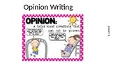 TC Grade 3 Persuasive Writing