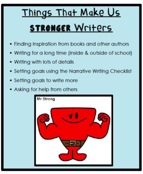 TC Lessons From The Masters Writing Workshop Lesson Plans Grade 2 Bend 1