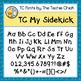 TC My Sidekick font - Personal Use