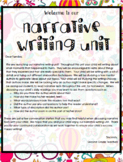 TC Narrative Writing Lesson Plans 2nd Grade