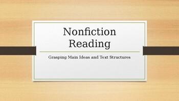 TC Non Fiction Reading Unit Grade 3