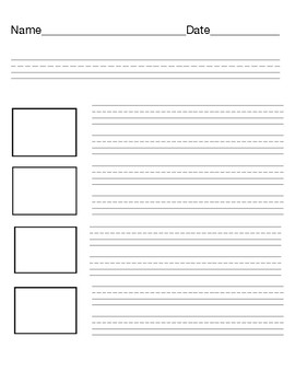 TC Poetry Differentiated Writing Paper Bundle/Anchor Charts