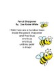 TC Poetry Writing Lesson 1 Freebie 2nd Grade Writing Workshop