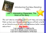 TC Reading Unit 1 (Using The Tiger Rising)-ActivInspire