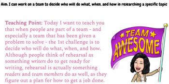 TC Reading Unit 2 Lesson 8 Grade 4 SLIDES