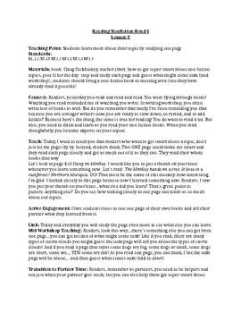 TC Reading Unit 2-Non-Fiction