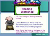 TC- Reading Workshop- Lucy Calkins- Grade K- SMART EDITION