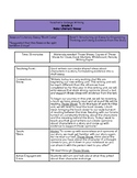TC Reading and Writing Project Baby Literary Essay Lesson Plans