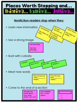 TC Reading to Learn Nonfiction Reading Workshop Lesson Plans Bend 2 Grade 3