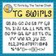 TC Swirls font - Personal Use