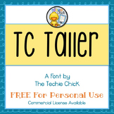TC Taller font - Personal Use