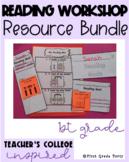 TC   Teacher's College Reading Workshop Bundle   Literacy   Mini Lessons