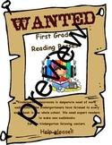 TC Teachers College Grade 1 Unit 5 Readers Have Big Jobs to Do Charts