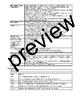 TC Teachers College Kindergarten All If/Then Reading Units Lesson Plans/Anchors
