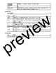 TC Teachers College Kindergarten All If/Then Writing Units Lesson Plans/Anchors