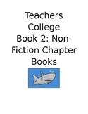 TC Writing Book 2: Non-Fiction Chapter Books