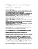TC Writing K Unit 7: Writing Stories