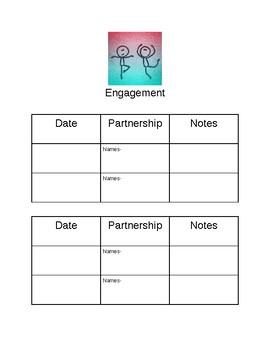 TC templates for monitoring student progress