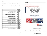 TN Ready TCAP 2nd Grade ELA Practice Test A