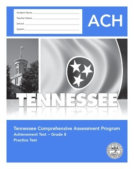 TCAP 8th Math Book - FREE - Use with Practice 1 PowerPoint