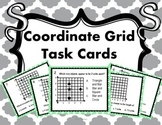 Coordinate Grid Task Cards {Math Center }