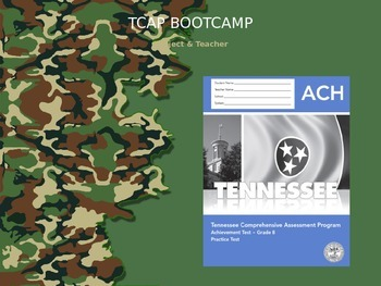 tcap powerpoint template - bootcamp camouflage themecarla keeter, Modern powerpoint