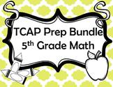 5th Grade Math Review Bundle {Task Cards, Scavenger Hunts, and Warm-Ups}