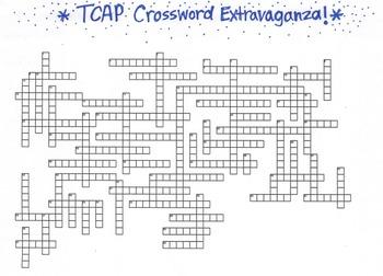 TCAP Review Crossword Puzzle