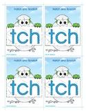 TCH (Hatch and Scratch) Word Buddy Card