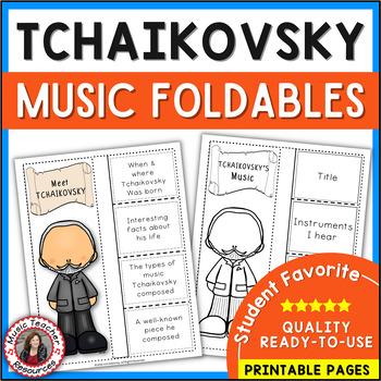 TCHAIKOVSKY Foldables