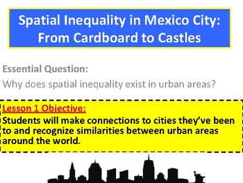 Spatial Inequality in Mexico City: From Cardboard to Castles (TCI Chapter 9)