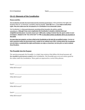 TCI Government Alive! Chapter 4-2 note sheet