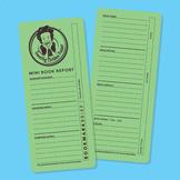 TCP BookmarkBrief: Mini Book Report Bookmark