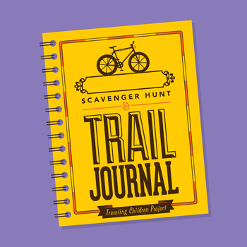 TCP Geocaching Scavenger Hunt & Trail Journal (DIY)