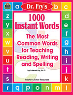 1000 Instant Words by Dr. Fry (Enhanced eBook)