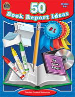 50 Book Report Ideas (Enhanced eBook)