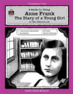 A Guide for Using Anne Frank: The Diary of a Young Girl in the Classroom (Enhanced eBook)