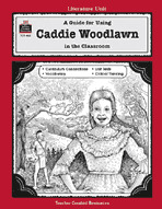 A Guide for Using Caddie Woodlawn in the Classroom (Enhanced eBook)
