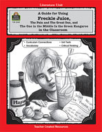 A Guide for Using Freckle Juice in the Classroom (Enhanced eBook)