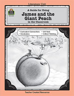 A Guide for Using James and the Giant Peach in the Classroom (Enhanced eBook)