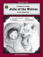 A Guide for Using Julie of the Wolves in the Classroom (Enhanced eBook)