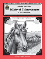 A Guide for Using Misty of Chincoteague in the Classroom (Enhanced eBook)